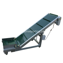 Automatic Vertical Lifting Elevating Incline Belt Conveyor